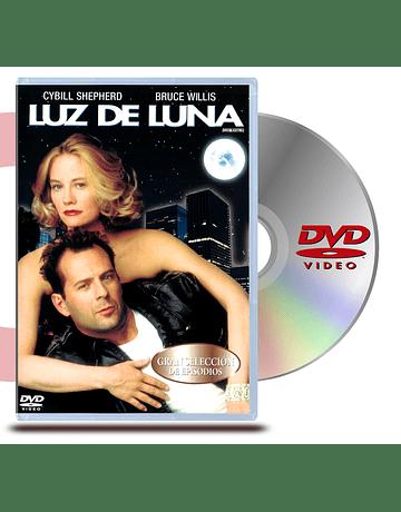 DVD Luz de Luna (Promo)