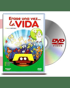 DVD Erase una vez la vida vol 4