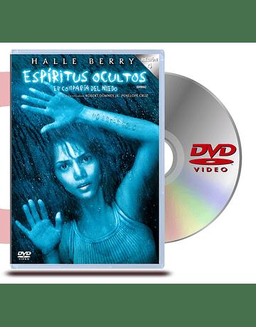 DVD Espíritus Ocultos En Compañía del Miedo (Gothika)