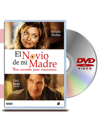 DVD El Novio de mi madre
