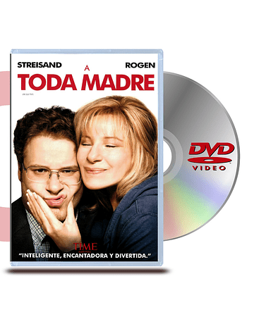 DVD A Toda Madre