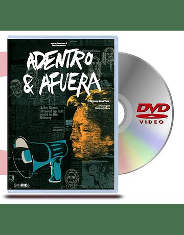DVD Adentro y Afuera