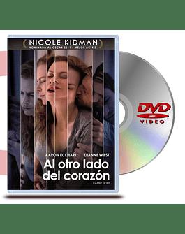 DVD Al Otro Lado del Corazón