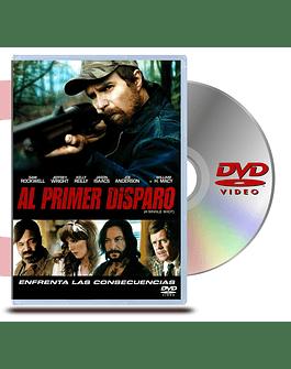DVD Al Primer Disparo