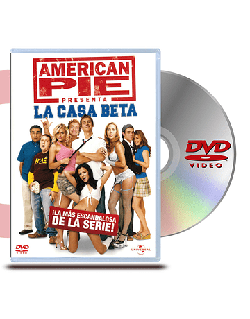 DVD American Pie : La Casa Beta