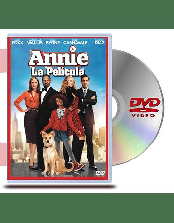 DVD Annie: La Película