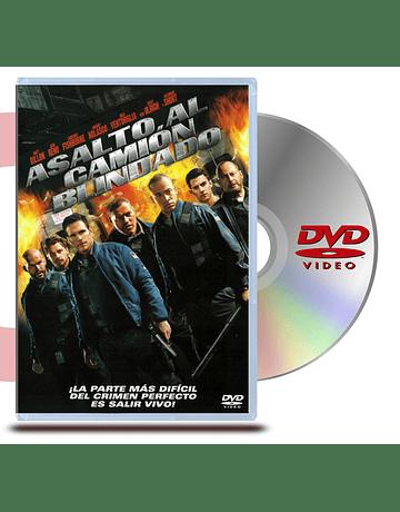 DVD Asalto Al Camión Blindado