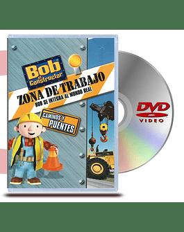 DVD Bob Constructor :Teamwork