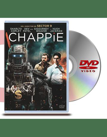 DVD Chappie