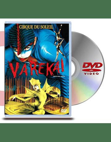 DVD CIrque Du Soleil: Varekai