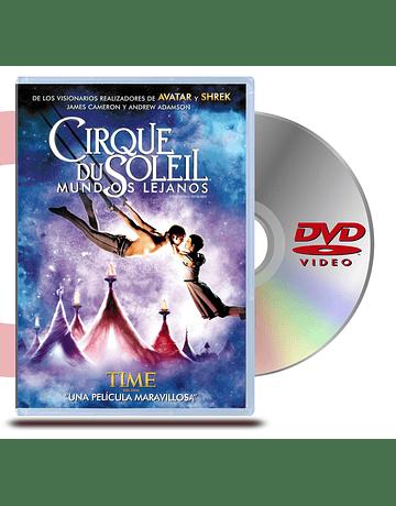 DVD Cirque Du Soleil: Mundos Lejanos