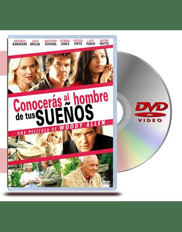 DVD Conocerás al Hombre de Tus Sueños