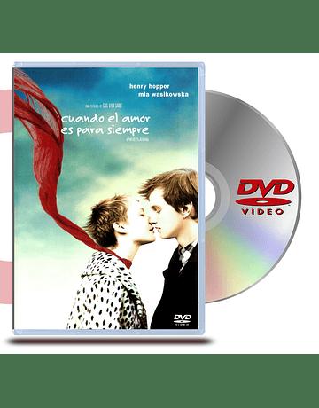 DVD Cuando el Amor es para Siempre