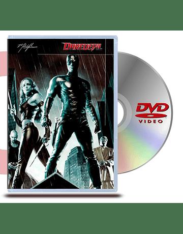 DVD Daredevil