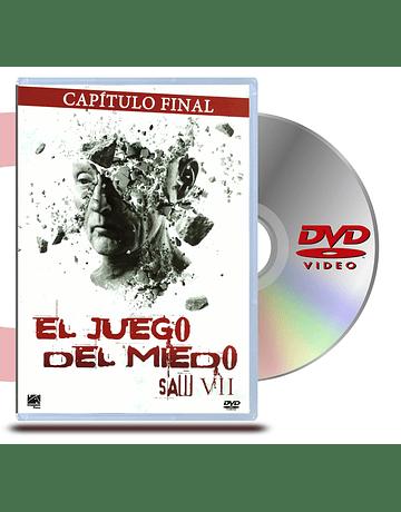 DVD El Juego del Miedo 7