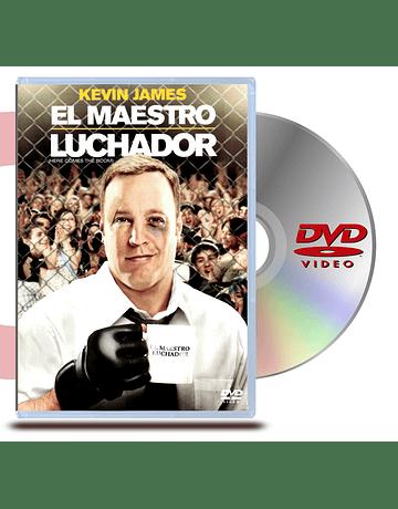 DVD El Maestro Luchador