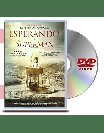 DVD Esperando a Superman