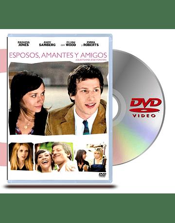 DVD Esposos, Amantes y Amigos