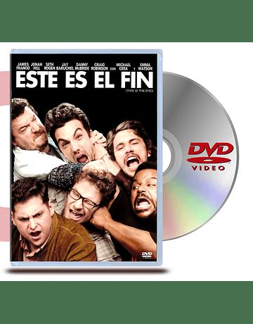 DVD Este es el Fin
