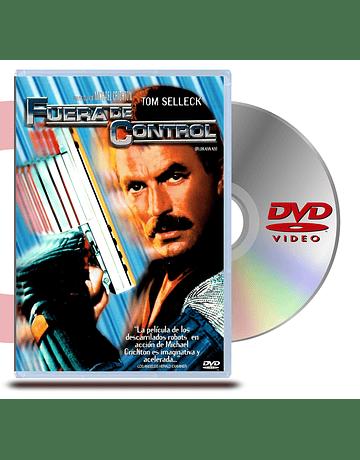 DVD Fuera de Control