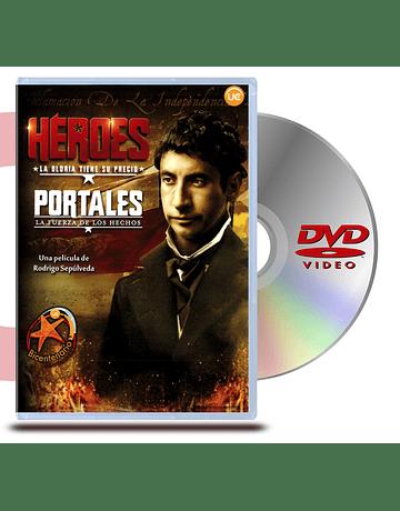 DVD Héroes: Portales