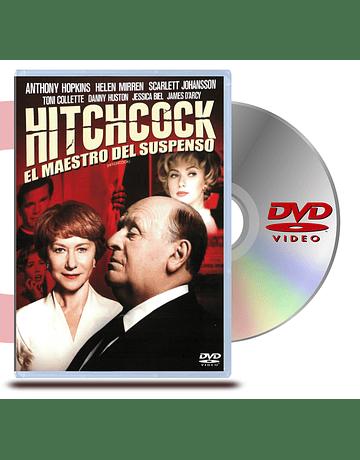 DVD Hitchock: El Maestro del Suspenso