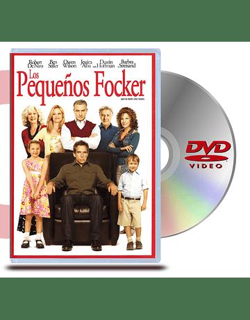 DVD Los Pequeños Fockers