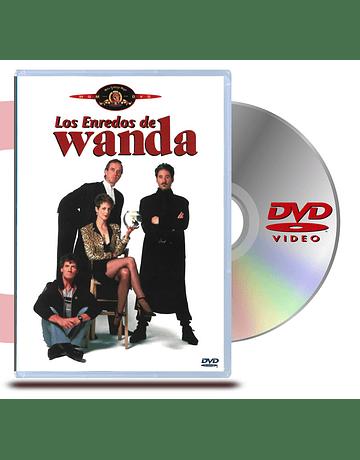 DVD Los Enredos de Wanda