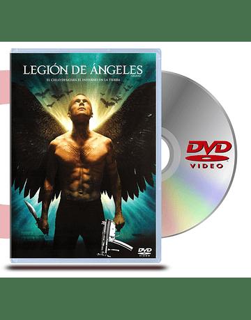 DVD Legión de Angeles