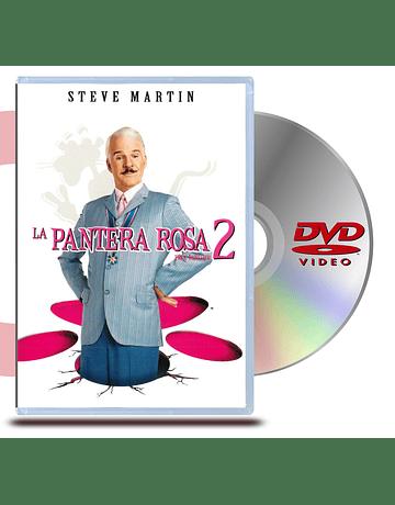 DVD La Pantera Rosa 2
