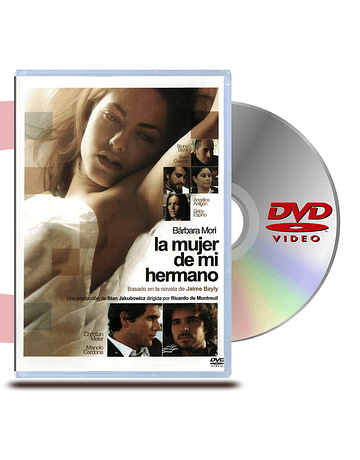 DVD La Mujer de mi Hermano