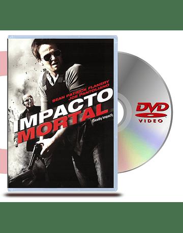 DVD Impacto Mortal
