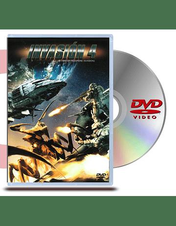 DVD Invasión 4