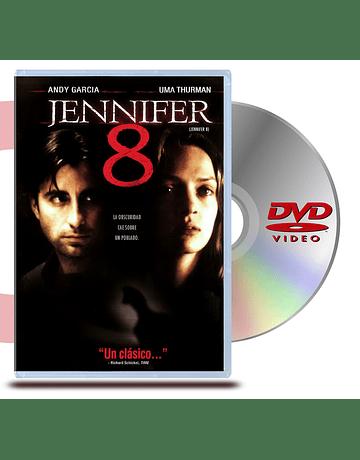 DVD Jennifer 8