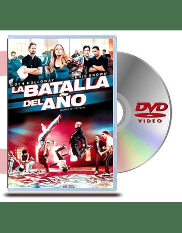 DVD La Batalla del Año