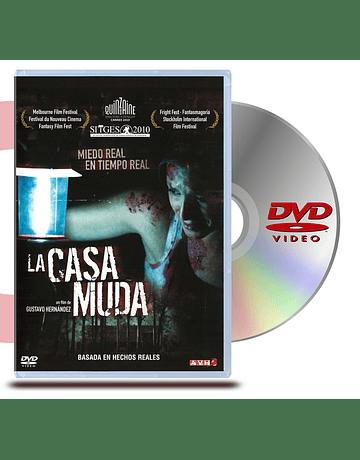 DVD La Casa Muda