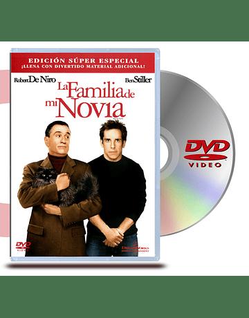 DVD La Familia de Mi Novia