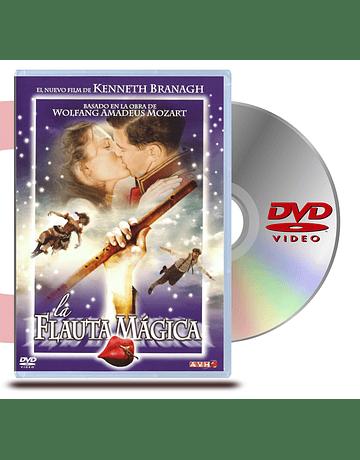 DVD La Flauta Magica