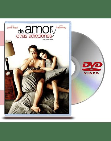 DVD De Amor y Otras Adicciones