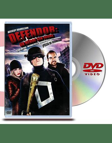 DVD Defendor : Un Heroe sin Igual