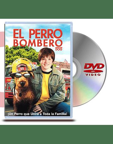 DVD El Perro Bombero