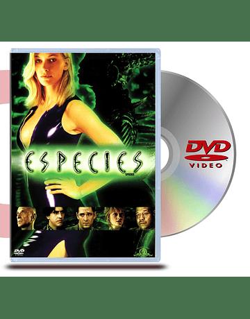 DVD Especies 1