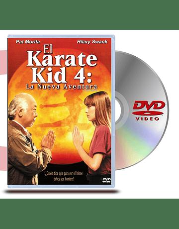 DVD Karate Kid 4: La Nueva Aventura