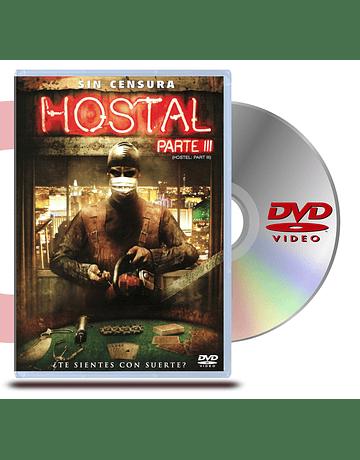DVD Hostal 3