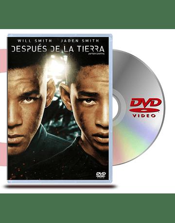 DVD Despúes de la Tierra