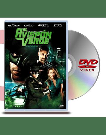 DVD El Avispón Verde