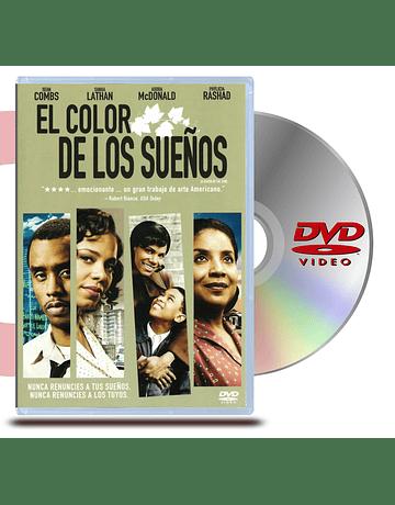 DVD El Color de los Sueños