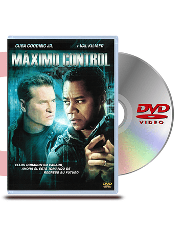DVD Maximo Control
