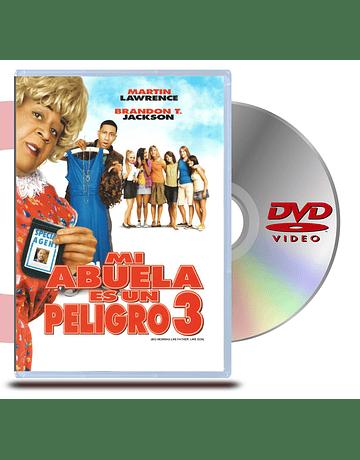 DVD Mi Abuela es un Peligro 3