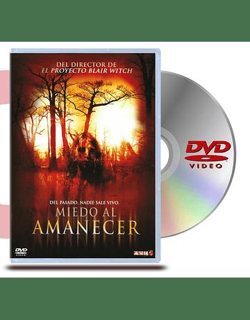 DVD Miedo Al Amanecer